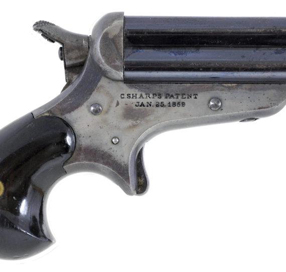 Four Barrel Pistol