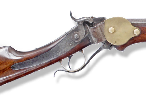 M1849<br>Sporting Rifle By Nippes