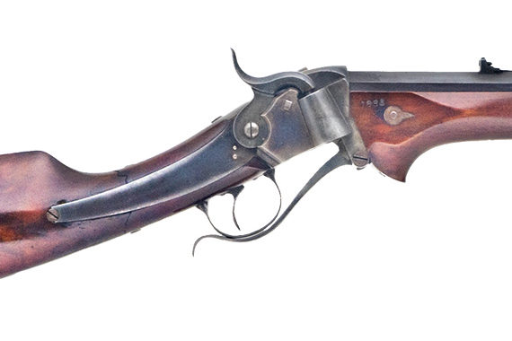 M1850<br>Sporting Rifle By Nippes