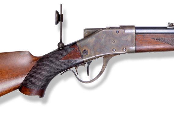 """M1878 """"Borchardt"""" Mid Range #2"""
