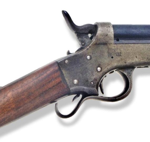 Sharps & Hankins<br>Army Rifle