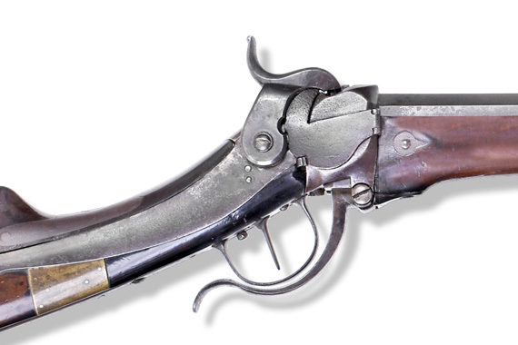 M1850<br>Prototype Sporting Rifle