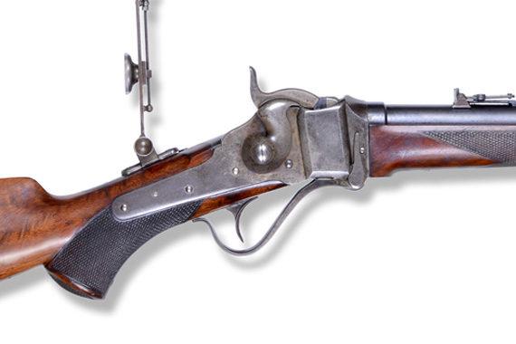 M1874<br>Mid Range Target Rifle