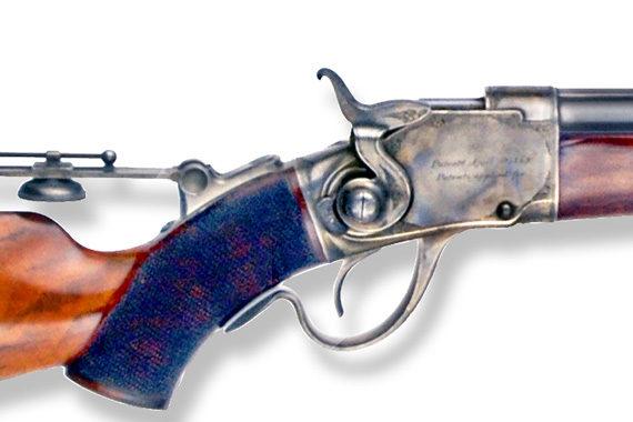 M1875<br> Long Range Target Rifle