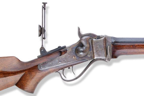 M1874<br>Schuetzen Target Rifle