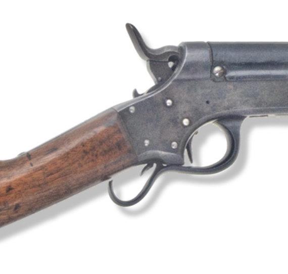 Sharps & Hankins<br>Navy Carbine