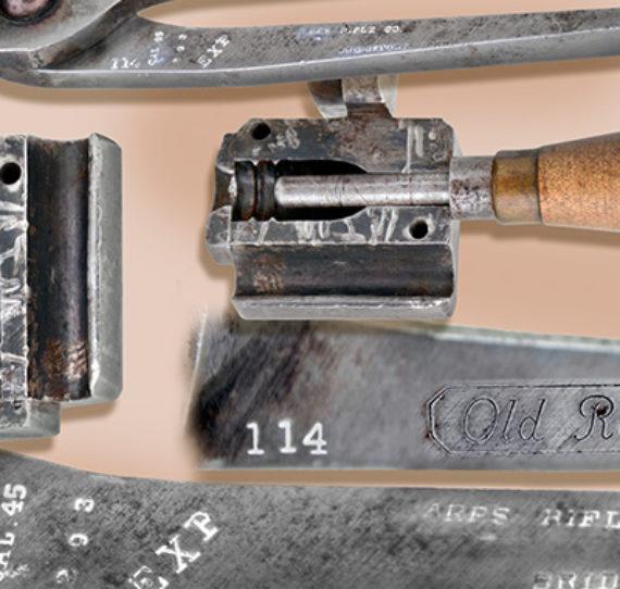 Sharps<br>.45cal Express Mould
